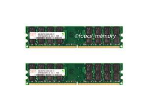 Hynix 8GB 2x 4GB DDR2-800 PC2-6400 Desktop DIMM memory AMD CPU motherboard
