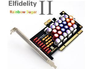 """E-buy World"" Elfidelity PC HI-FI Power Filter card PCI/PCI-E HiFi PC audio power purification"