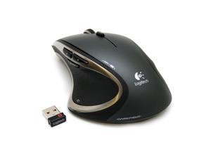 Logitech Performance Mouse MX Cordless Wireless Laser Rechargeable Mouse