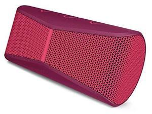 Logitech X300 Red Mobile Bluetooth Wireless Stereo Speaker