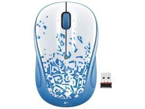 Logitech Wireless Mouse M325 with Nano Receiver for PC Mac - Quirky