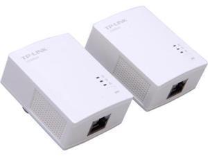 TP-LINK TL-PA2010KIT AV200 Nano Powerline Adapter Starter Kit up to 200Mbps