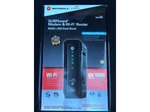 ARRIS / Motorola SBG6580 SURFboard DOCSIS 3.0 Cable Modem WiFi-N Router