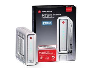 Motorola SurfBoard SB6141 DOCSIS 3.0 Cable Modem - Retail Packaging