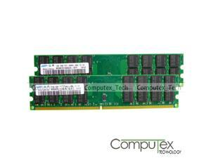 Samsung DDR2 8GB RAM KIT (2x4GB) PC2-6400 800 Mhz 240pin For AMD Motherboard - Not for AMD780 & AMD785