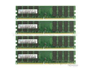 Samsung 16GB 4x4GB PC2-6400 DDR2-800MHZ 240pin For AMD Desktop Memory RAM - Not for AMD780 & AMD785
