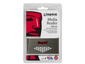 E-buy World Kingston FCR-HS3 USB 3.0 Compact Flash Micro SDHC Pro Duo Memory Card Reader