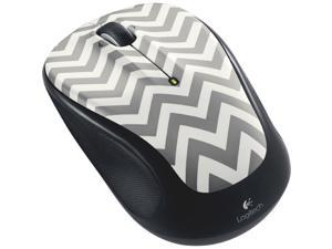 Logitech M325 3-Button Scroll Wheel 2.4 GHz USB Wireless Optical Mouse