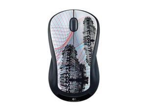 Logitech M310 SkyScraper Wireless Mouse for PC Mac 910-003002