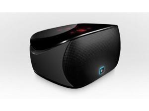 Logitech Mini Boombox Black Bluetooth Speaker iPhone Smartphones Tablets Laptop