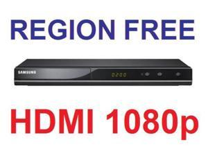 Samsung DVD-C500 1080p HDMI All Multi Region Code Zone Free DVD Player