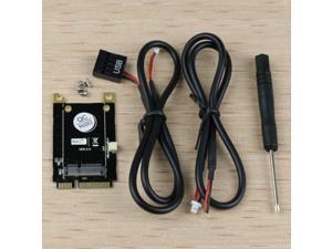 Mini PCI-E Adapter for BCM94360CD/BCM94331CD