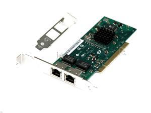 INTEL Dual Port Gigabit Server Adapter 8492MT 32-bit PCI 1000M Network Card NIC