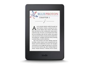 "Amazon Kindle Paperwhite 6"" 300 PPI 4GB Touchscreen Wi-fi New 2015 Edition"