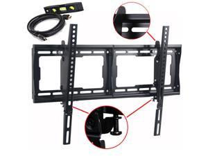 VideoSecu Tilt TV Wall Mount for most Sharp 39 40 42 48 50 60 70 inch LCD LED Plasma HDTV LC-39LE440U LC-50LE442U LC-55LE643U LC-60UQ17U LC-60C6600U LC-60EQ10U LC-60LE644U LC-60SQ15U BG3