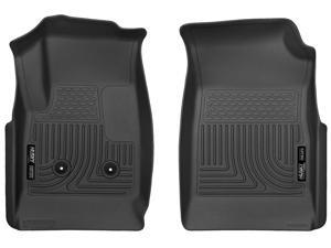 Husky Liners Weatherbeater Series Front Floor Liners 18111 2015 Chevr Chevrolet Colorado