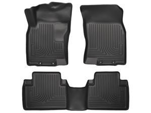 Husky Liners Weatherbeater Series Front & 2Nd Seat Floor Liners 98671 2014-2015  Nissan Rogue