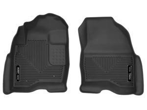 Husky Liners X-act Contour Series Front Floor Liners 53331 2015-2016  Ford Explorer