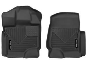Husky Liners X-act Contour Series Front Floor Liners 53341 2015 Ford  Ford F-150