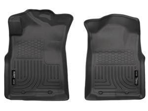 Husky Liners Weatherbeater Series Front Floor Liners 13941 2005-2015  Toyota Tacoma
