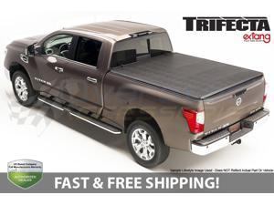 2016-2017 Toyota Tacoma 6.1ft Bed Trifecta Soft Vinyl Tri-Fold Tonneau Cover
