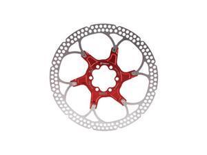 Formula Disc Rotor Alloy 160mm 6 bolt Red
