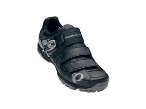 Pearl Izumi Men's X-Alp Enduro IV MTB Shoe: Black/Gray 42