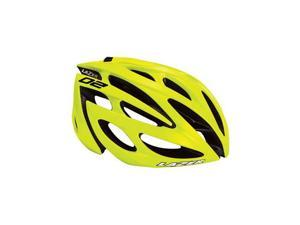 Lazer O2 Helmet: Flash Yellow SM