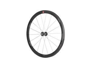 3T Orbis 40 Ltd Front Wheel: 700c Clincher Stealth