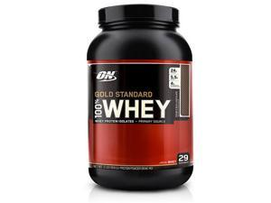Optimum Nutrition Gold Standard 100% Whey Double Rich Chocolate - 2 lbs