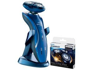 Philips Norelco Senso Touch Set & Dry Razor w/ Placement Head 1150XD/43