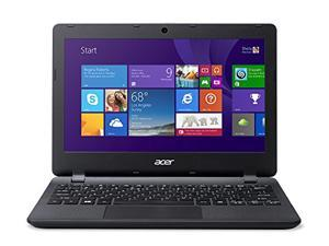 Acer Aspire E 11 ES1-111M 11.6-Inch Laptop (Diamond Black)