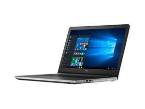 "DELL Laptop Inspiron 15 i5558-5718SLV Intel Core i5 4th Gen 4210U (1.70 GHz) 8 GB Memory 1 TB HDD Intel HD Graphics 4400 15.6"" Touchscreen Windows 10 Home"