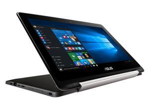 "ASUS Transformer Book Flip TP200SA-UHBF Intel Celeron N3050 (1.60 GHz) 2 GB Memory 32 GB eMMC 11.6"" Convertible Touchscreen Ultrabook Windows 10 Home 64-Bit"