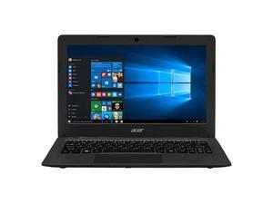 Acer Aspire One Cloudbook 11 AO1-131 Signature Edition Laptop Intel celeron N3050 2GB 32GB internal storage 11.6 win10