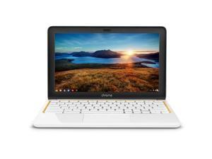 HP Chromebook 11 (White/Yellow)