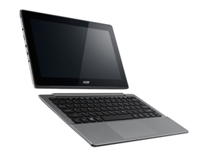 "Acer Aspire Switch 11 V 11.6"" SW5-173-648Z Intel M 5Y10c 4GB RAM 128GB SSD Windows 10 Home LED Backlit IPS HD (1366 x 768) Display"
