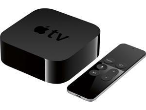 Apple - Apple TV - 64GB - Black-MLNC2LL/A