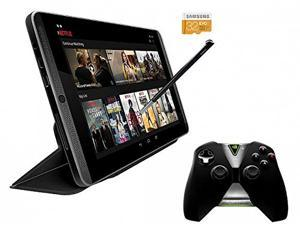 Nvidia Shield Tegra k-1 8.0 inch 16GB tablet bundle (with Stylus,Cover and Controller)
