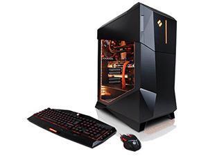 SYBER M PRO 200 Oculus Ready Gaming Desktop i7-6700K 4.0GHz 16GB DDR4 3000MHz Nvidia GeForce GTX 1060 6GBDDR5 2TB 7200RPMHDD 512GB SSD Windows10
