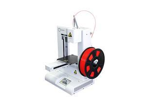 "Mytrix Weistek Ideawerk Plus WT280S 3D Printer with FREE PLA Filament, High Speed 450 mm/s 3D Printer with Full Color Touch Panel, 5.9"" x 5.9"" x 5.1"" Build Area, White"