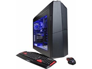 CyberPowerPC Gamer Xtreme VR Ready Desktop Intel Core i5 8GB Memory NVIDIA GeForce GTX 1060 1TB Hard Drive Capable for Oculus Rift and HTC Vive