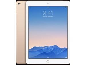 Apple iPad Air 2 MH1J2LL/A (128GB, Wi-Fi, Gold) NEWEST VERSION