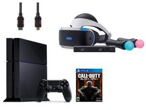 PlayStation VR Starter Bundle (4 Items): PlayStation 4 with Call of Duty: Black Ops III Game, VR Headset, 2 Move Motion Controllers, and PlayStation Camera