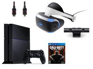 PlayStation VR Bundle (4 Items): PlayStation 4, VR Headset, Playstation Camera, Call of Duty: Black Ops III Game Disc