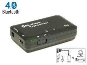 Wireless Bluetooth 4.0 Transmitter A2DP 3.5mm HiFi Stereo Music Audio Sender Adapter For TV PC