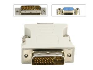 DVI to VGA Male to Female M/F Video Adapter Connector Cable Converter