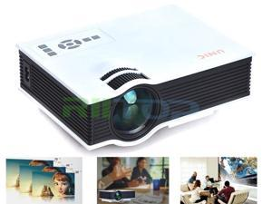 Mini Pico Portable Proyector Projector Home Cinema Theater Projetor Beamer Full HD 1080P with HDMI USB SD For PC AV DVD