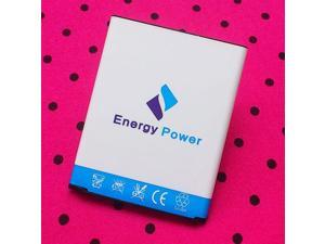 Anktr 3680mAh Extended Slim Battery For Samsung GALAXY S III S3 i9300/i747/T999/L710/i535/R530/R530M/S960L/R530C/L710R/S968C/( Alltel )/( Ting )-Blue