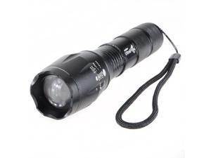 LEMAI Ultrafire E17 XM-L T6 Zoomable Torch 2008 Lumens Cree LED Flashlight